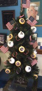 Unbroken Warrior Tree - Ornament Fundraiser