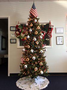 NovaCare Rehab Holiday Tree