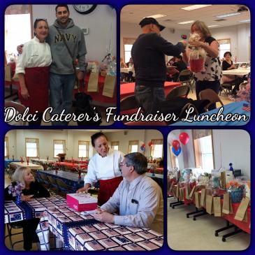 Dolci Caterer Serves Up A Fundraiser